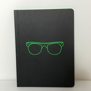 "New Jot Journal 60 Sheets 6"" X 8"" Neon Sunglasses"